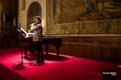 Msica de cmara (.Alejandro Rubio.) Tags: museo music musica flauta piano flute sportlight musicos musico escenario stage light musician buenosaires argentina argentine alerubio