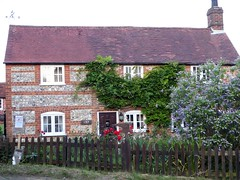The Forge, Patching (oh.suzannah) Tags: cottage flint sussex forge