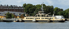 Ferry 'Ehrensvard' at Suomenlinna island Helsinki Finland (David Russell UK) Tags: ferry boat ship vessel passenger vehicle suomenlinna sea fortress sveaborg helsinki finland ehrensvard outdoor ocean harbour island baltic transport pier loading