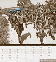 UNIFIL's 2016 Calendar - September (English) (UNIFIL - United Nations Interim Force in Lebanon) Tags: unifil unifillebanon lebanesearmedforces 1701 unitednations unitednationsinterimforceinlebanon calendar 2016 september lebanon