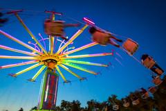 Phoenix at the Fair (grimeshome) Tags: 2016yubasuttercountyfair countyfair fair phoenix rides ride action evening fairrife amusementpark midway fun summer
