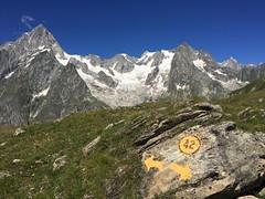 Sentiero n.42- Malatr Superiore, Val Ferret (Walking_Photography) Tags: valferret montebianco valledaosta courmayeur trekking italy