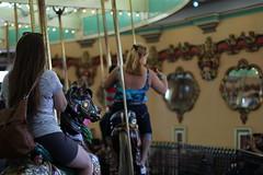 Sommerferien 2016 USA 1151 (izzaga) Tags: sommerferien2016usa carousel carrousel roundabout beachboardwalk santacruz california usa kalifornien karussell merrygoround