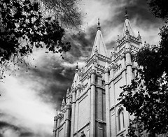 Black and White Temple (allie.hendricks.photography) Tags: year 2015