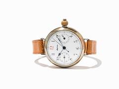 Alpina Monopusher Chronograph from the 1920's (Alpina Watches) Tags: alpina watch watches monopusher chronograph collectible vintage history legacy time timekeeping uhrmacher genossenschaft union horlogere genf geneva winterthur biel watchmaking