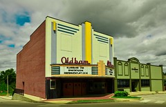The Oldham Theatre in Sparta Tennessee (Alan Hargrove) Tags: spartatennessee sparta theatre oldhamtheatre