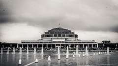 Centennial Hall, Wrocaw, PL (mpszczolam) Tags: centennial hall hala stulecia wrocaw poland komuna