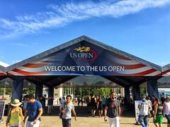 US-Open-2016-1 (fabergtourexperience) Tags: usopen tennis new york usa arthur ashe stadium stanislaswawrinka stan wawrinka novakdjokovic djokovic experience sporting events sunset sunny day