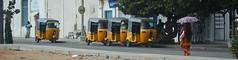 tuktuks (Kiritan Flux) Tags: puducherry pondy tamilnadu india travel journey honeymoon
