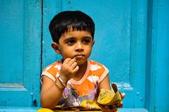 Hungry boy (PiccolaSayuri) Tags: benares varanasi hindu hungry child india rajasthan haryana uttarpradesh madhyapradesh delhi mandawa bikaner jaisalmer jodhpur udaipur jaipur agra fathpursikri gwalior orchha khajuraho incredibleindia temples forts colours people faces