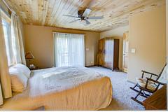 The Master Bedroom (jayklosinski) Tags: vacation rental northwoods snowmobiling skiing atv wisconsin michigan