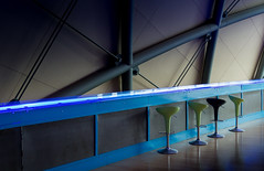 UK - Scotland - Glasgow - Science Centre (Marcial Bernabeu) Tags: marcial bernabeu bernabu uk united kingdom unitedkingdom greatbritain reino unido reinounido granbretaa scotland escocia glasgow science centre arquitectura moderna building edificio moderno modern architecture metal