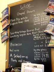 Wine list at the Long Pond, Eltham, London SE9 (Kake .) Tags: micropub pub longpond eltham london se9