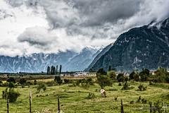 Paisaje en la Ruta 240 (hapePHOTOGRAPHIX) Tags: 152chl amricadelsur aysn chile nikond750 southamerica sdamerika hapephotographix landschaft paisaje landscape wolken cluds nube berge mountains montaas xiregin cl