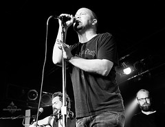 Finger Eleven - The Machine Shop - Flint, MI- 8/23/16
