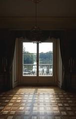 closer to free (emocjonalna) Tags: warszawa cage warsaw poland architecture lazienki okno window windows backlight floor shadow reflections reflection light ventana finestra baroque