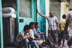 Nizamuddin dargah basti-23 (Sanjukta Basu) Tags: monuments delhi heritage restorationproject nizamuddin urbanpoor poverty slum basti india outdoor people streetphotography