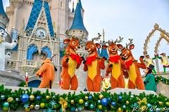 Celebrate The Season (disneylori) Tags: reindeer celebratetheseason disneycharacters nonfacecharacters characters christmas magickingdom waltdisneyworld disneyworld wdw disney