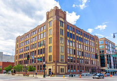 Rocky Mountain Warehouse Lofts (Eridony) Tags: denver denvercounty colorado downtown cbd centralbusinessdistrict lodo lowerdowntown warehouse reuse adaptivereuse