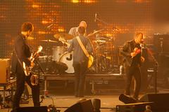 Radiohead - Bercy (aftershow) Tags: paris france concert radiohead bercy jonnygreenwood colingreenwood philselway tomyorke edobrien lastfm:event=3230098