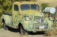 DSC_3233 (RHMImages) Tags: truck landscapes rust mine rusted dodge rusting blackdiamond ebrpd ebparksok