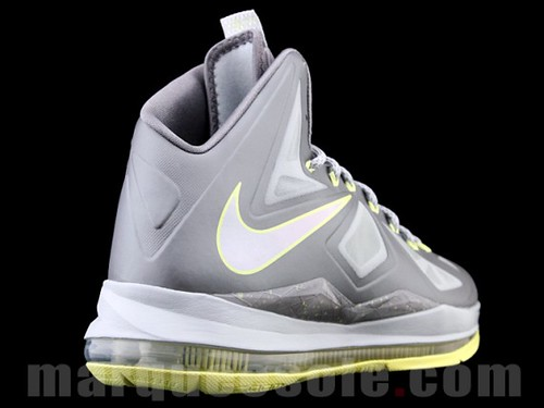 Nike LeBron X Canary colorway