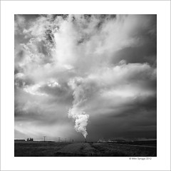 Iceland 04 (Mike. Spriggs) Tags: cloud iceland steam