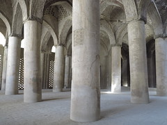 Masjid-e Jameh Mosque of Isfahan Esfahan Masjed Iran Asia (hn.) Tags: copyright persian asia asien heiconeumeyer iran muslim islam religion middleeast mosque shia iranian esfahan masjid jami islamic isfahan jame moschea copyr