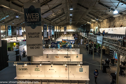 Web Summit Dublin 2012 - Before The Event Proper