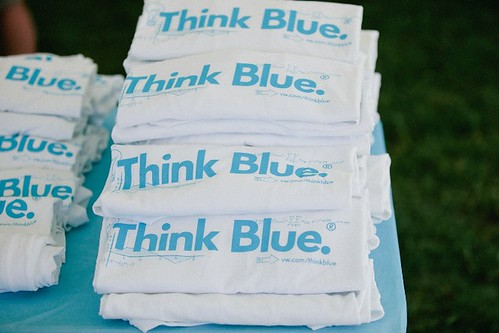 Think Blue Shirt