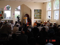 """Masjid Umar Inauguration Event • <a style=""""font-size:0.8em;"""" href=""""http://www.flickr.com/photos/88854999@N07/8101262910/"""" target=""""_blank"""">View on Flickr</a>"""