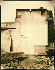 tomba brion. (csant) Tags: blackandwhite bw film architecture 8x10 lith largeformat lithprint carloscarpa verito fomapan100 wollensak fomapan deardorff tanol brioncemetery tombabrion fomatonemgclassic deardorff8x10 moerschphotochemie tanol11100 wollensakverito