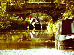 mac canal (37 of 54) (davem45(Fibre at last)) Tags: green canal cheshire s4000 macclesfied scholers
