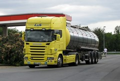 SCANIA C&S (Bova_Futura) Tags: truck lorry camion cs tanker tanks lorrie scania vabis lkw