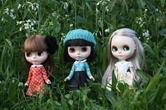 Beatrice, Dorothy & Audrey