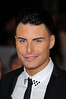 Rylan Clark James Bond Skyfall World Premiere held at the Royal Albert Hall- London