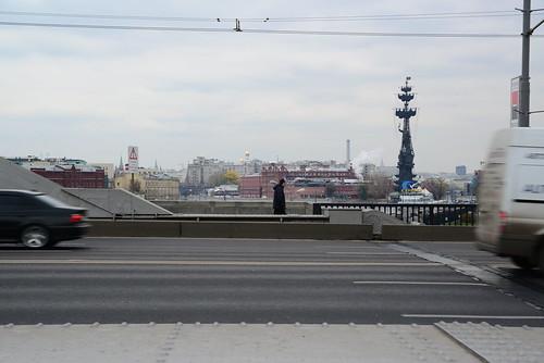 Москва.Октябрь/October. Moscow