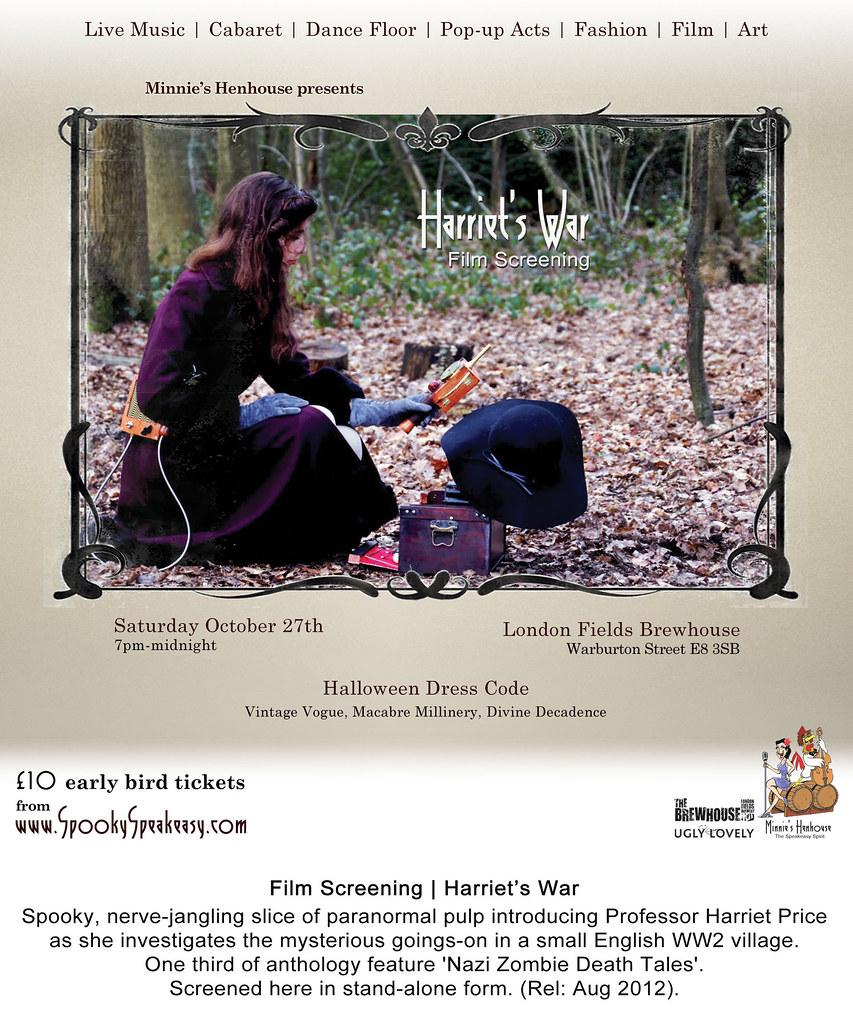 Film Screening | Harriet's War