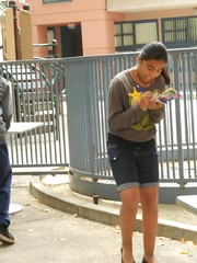 Compost Cadet (Chinatown CDC_ggin) Tags: youth recycling leadership composting greening