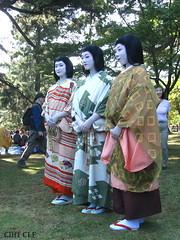 Fukuharu, Tomitae, Ryoka (CLF) Tags: kyoto maiko  gion matsuri higashi jidai