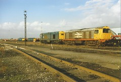 20104 at Toton (James DEMU) Tags: traction class maintenance depot 20 tmd toton 20104