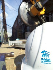 """Safety First on DC Habitat Site • <a style=""""font-size:0.8em;"""" href=""""http://www.flickr.com/photos/89365820@N03/8135828085/"""" target=""""_blank"""">View on Flickr</a>"""