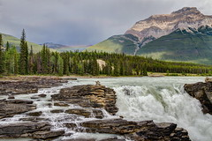 Athabasca Falls (HDR)