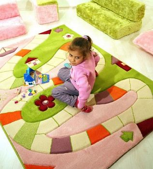 Floor Design Choices for Children's Room