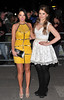 Tulisa Contostavlos and Ella Henderson Cosmopolitan Ultimate Women Of The Year Awards
