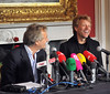Jon Bon Jovi with Lord Henry Mountcharles