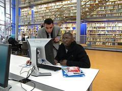 Associates tutored by OPCW Inspectors 2011