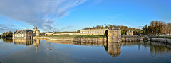 Panorama Chateau de Chantilly.1204 (bercast) Tags: france chateaudechantilly octobre2012 bc bercast eu