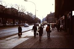 BERLIN 1983 Schnhauserallee (streamer020nl) Tags: berlin east ubahn 1983 ost eastberlin schnhauserallee ostberlin viadukt