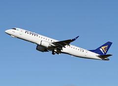 P4-KCG Embraer 190-100LR Air Astana (Keith B Pics) Tags: delivery kazakhstan southend sen laspalmas embraer e190 airastana aktyubinsk egmc uatt astanaline pttax hiuaz p4kcg kzr1373